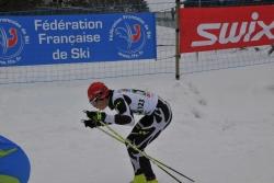 Championnat de France cadet de ski de fond